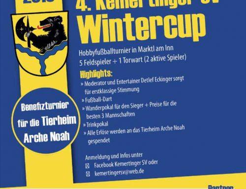 Metal Check unterstützt den 4. Kemertinger SV Wintercup 2018